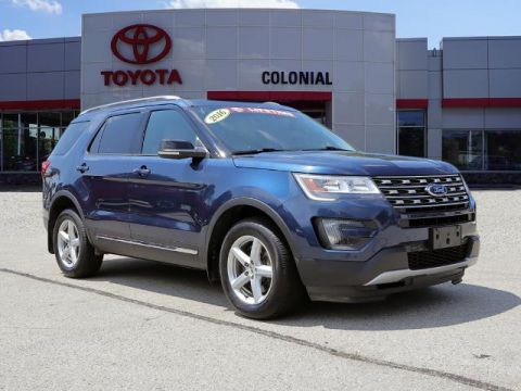 Pre-Owned 2016 Ford Explorer XLT AWD AWD XLT 4dr SUV