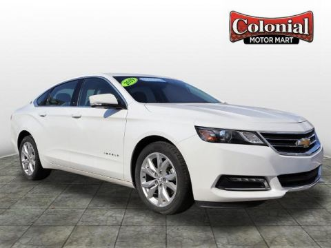 Certified Pre-Owned 2019 Chevrolet Impala LT FWD LT 4dr Sedan