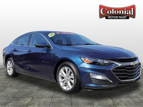 Pre-Owned 2019 Chevrolet Malibu LT FWD LT 4dr Sedan