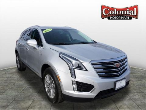 Certified Pre-Owned 2019 Cadillac XT5 Luxury 4WD 4x4 Luxury 4dr SUV