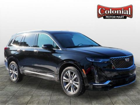 New 2020 Cadillac XT6 Premium Luxury 4WD 4x4 Premium Luxury 4dr SUV