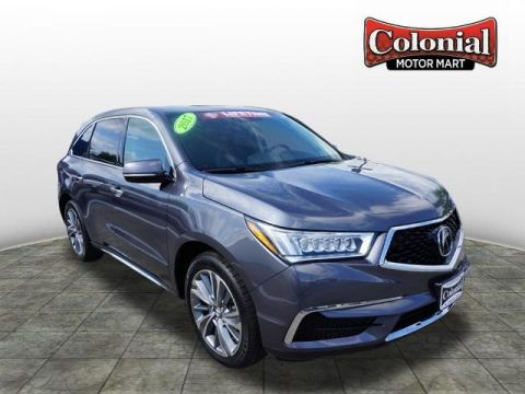 Pre-Owned 2017 Acura MDX Shawd AWD SH-AWD 4dr SUV w/Technology Package