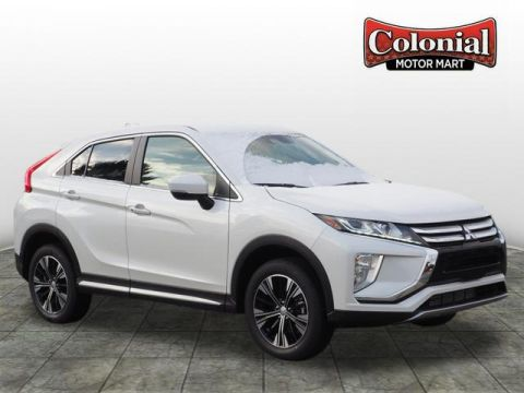 New 2020 Mitsubishi Eclipse Cross SE AWD AWD SE 4dr Crossover