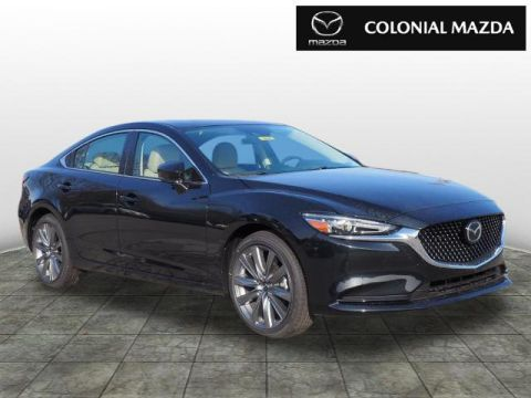 New 2020 Mazda6 Touring FWD Touring 4dr Sedan