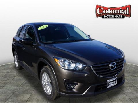 Pre-Owned 2016 Mazda CX-5 Touring AWD AWD Touring 4dr SUV (midyear release)